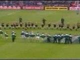 Haka nouvelle zélande Rugby All Blacks vs le monde