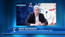Hautes-Alpes : Emmanuel Macron est un patriote selon son référent dans le département Marc Bourgeois