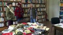 Alpes-de-Haute-Provence : le Hangar à Livres, un espace d'échange à Saint-Julien-d'Asse