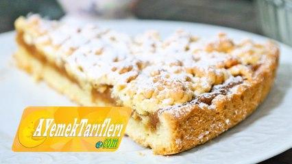 Elmalı Tart Nasıl Yapılır? |Elmalı Tart Tarifi | Elmalı Pasta Tarifi | Elmalı Turta Tarifi