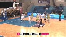 Replay Playoffs LFB 2017 - Quart de finale aller : Lattes Montpellier - Hainaut Basket