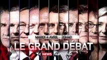 CNEWS - Bande Annonce Présidentielle 2017 - Le Grand Débat (2017)