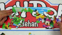 Mickey Mouse le Game - Camping Buddies - Puzzle Games For
