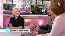 """Pascal Picq et Patricia Boutinard Rouelle pour le film """"Premier Homme"""" - C l'hebdo - 01/04/2017"""