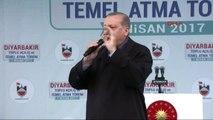 Diyarbakır - Erdoğan PKK Yanlıları 'Barış Barış' Diyor, Soruyorum; Elde Silah Varken Barış Olur mu 4
