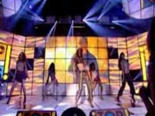 Beyonce Knowles - Crazy In Love (Live@TOTP)