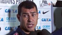 Carille afirma que Paulistão 'fica mais justo' com duas partidas na fase final