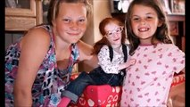 仰天ニュース【小人症】世界一小さい女の子!身長は68㎝の少女「シャーロット・ガーザイドちゃん」小学校に入学!!余命1年からの軌跡