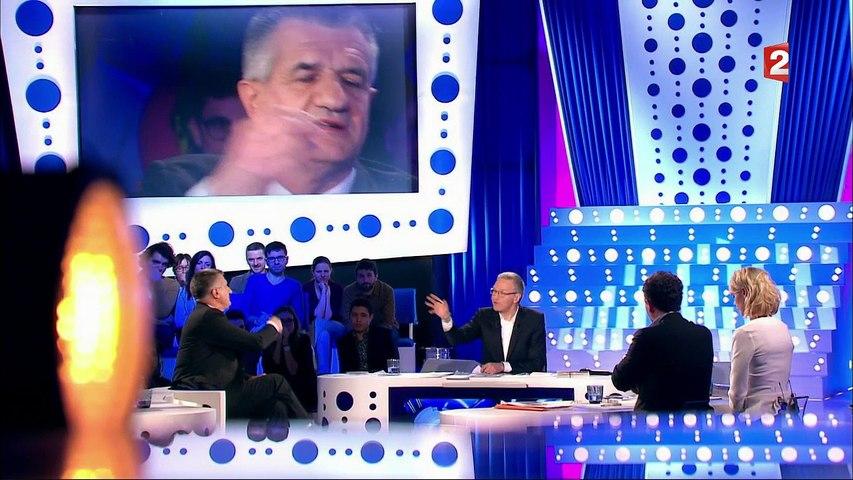 Jean Lassalle - On n'est pas couché 1er avril 2017 #ONPC