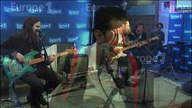 "Hanni El Khatib chante ""No way"" en live à Europe 1"