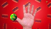 La famiglia delle dita - calcio - Finger Family - Football
