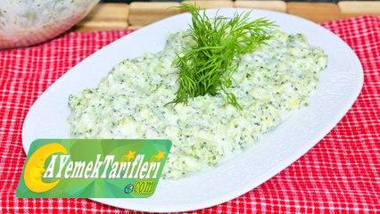 Yoğurtlu Brokoli Salatası Nasıl Yapılır? | Yoğurtlu Brokoli Salatası Tarifi
