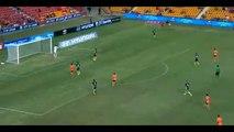 Jamie MacLaren Goal-Brisbane Roar - Central Coast Mariners 02-04-2017
