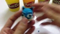 Play Doh Pj Masks - Owlette Pj