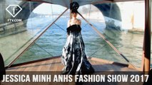 Jessica Minh Anhs Winter Fashion Show 2017 | FTV.com