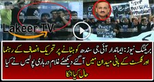 Founder of Fixit Alamgeer Khan Got Punished By Karachi Police