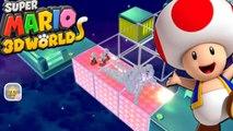 Super Mario 3D World #29 - Toad Multiplicado  WII U Gameplay 1080p Comentado em PT-BR