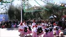 Extrait de danses La Ciamada Nissarda