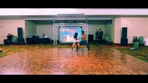 Awesome Dance Routine! Aline Cleto & Charles Espinoza - Zouk & Hip-Hop