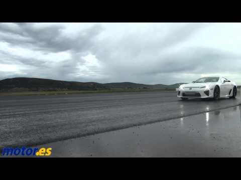 Lexus LFA Aceleración – Evento Lexus F Sport