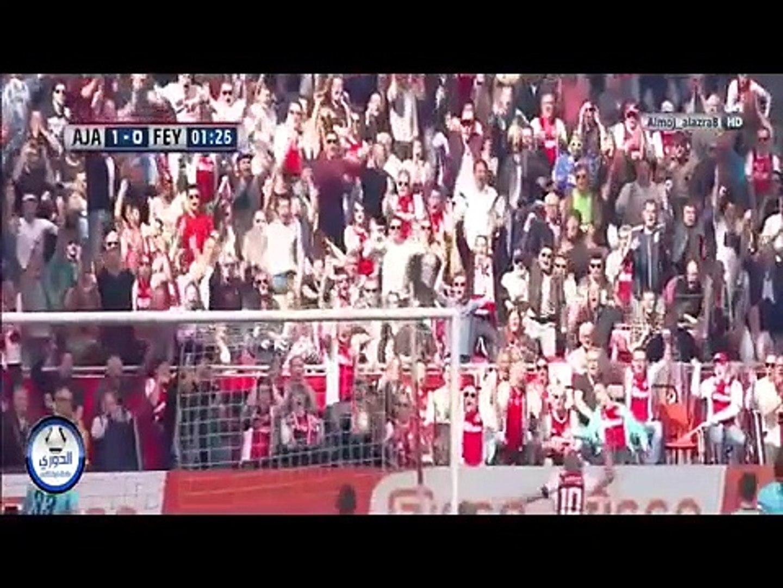 Ajax vs Feyenoord 2-0 All Goals & Highlights _ Eredivisie [02.04.2017] HD