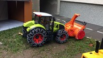 BRUDER TOYS Extreme test tractor Claas Axion in the Alps Mountains-4lmjykO_orY