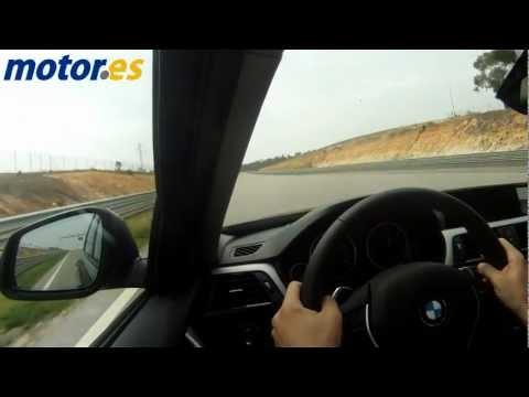 BMW Experience Monteblanco – BMW 335i
