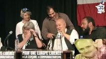Alain Soral & Dieudonné - La Liste Antisioniste 2009 (part 2/2) part 5/8