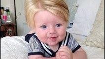 Gür Saçlı Bebekler - Bu Bebekler Bir Harika - İlginç Bebek Resimleri