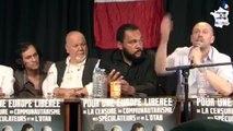 Alain Soral & Dieudonné - La Liste Antisioniste 2009 (part 1/2) part 1/7