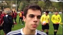 Oullins Cascol - FC Domtac
