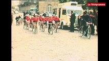 Morlaix. Un court-métrage vintage du Petit Tour de France