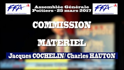 31 - FFA - AG2017 Poitiers - ATELIERS - COMMISSION MATERIEL