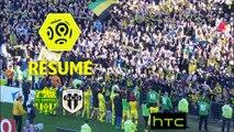 FC Nantes - Angers SCO (2-1)  - Résumé - (FCN-SCO) / 2016-17