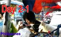 2d-1,フィリピン:マニラ、アンヘレス、フィリピンパブの女、スラム、LAcafe,フィリピン旅行