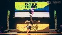 Break The Floor 2017 | Bboy Pocket judge exhibition.