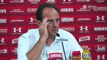 Rogério Ceni espera público 'dobrado' no próximo jogo contra o Linense