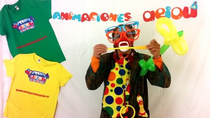 Globoflexia fácil para niños: Abeja, figuras de globos divertidas