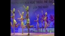 Múa Chăm - Tại Cuộc thi Tài năng Học sinh, sinh viên toàn quốc