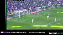 Zap Sport 03 avril : Karim Benzema brille et le Real Madrid gagne encore (vidéo)