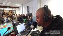 Mouv' en direct à Marseille : dans un lycée, avec Bengous... #MOUVINTHECITY