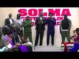 Solma Show 2016 Nigger Jah