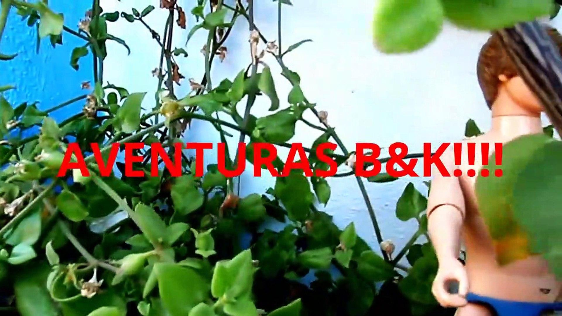 Presentación nueva SERIE ¡¡¡LAS AVENTURAS B&K!!!  B&Kda
