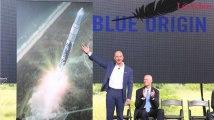 Blue Origin, première compagnie à lancer le tourisme spatial ?