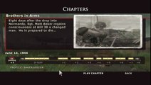 Brothers in Arms  Road to Hill 30  Walkthrough on Authentic - Chapter 1 - Brothers in Arms