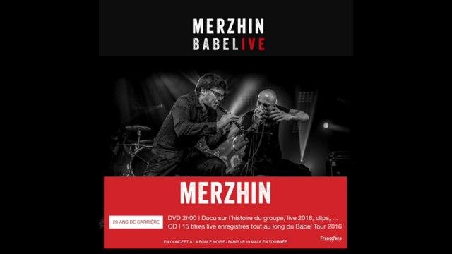 """Merzhin - Babelive - Teaser """"Dans ma peau"""""""