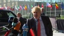 Boris Johnson stresses Britain's support for Gibraltar