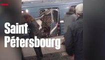 Russie: explosion meurtrière dans le métro de Saint-Pétersbourg