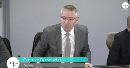 Conseil municipal du 28 mars 2017