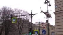Moskova-5)- Rusya'da Patlama: 10 Ölü, 50 Yaralı- Putin, Ölenlerin Yakınlarına Başsağlığı Diledi-...